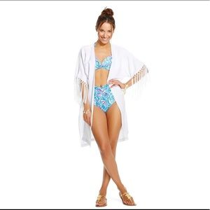 New Lilly Pulitzer for Target Swim Coverup XL